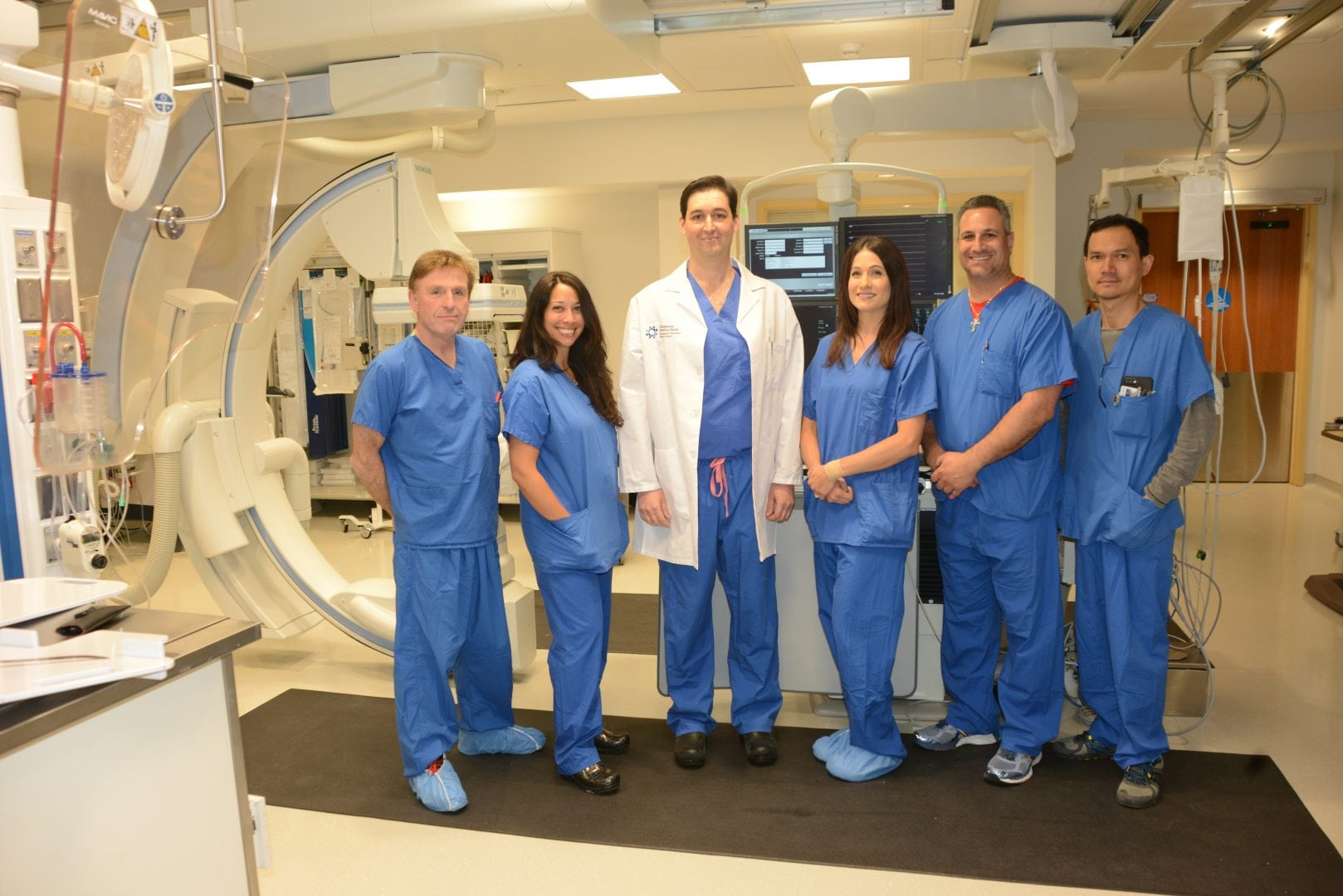 Hackensack University Medical Center Among The First In The Country To Offer New Vascular Procedure In The Administration Of Angiograms Hackensack University Medical Center