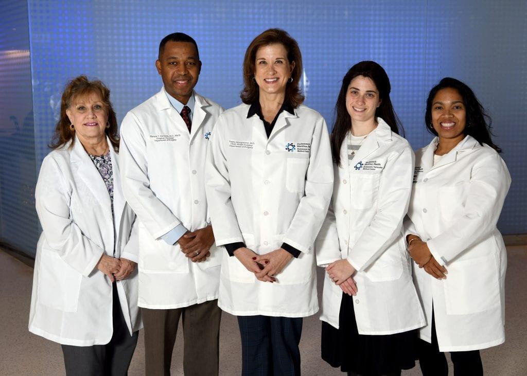 Breast Surgery Hackensack University Medical Center