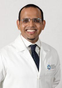 Nishad Shaheid, M.D.